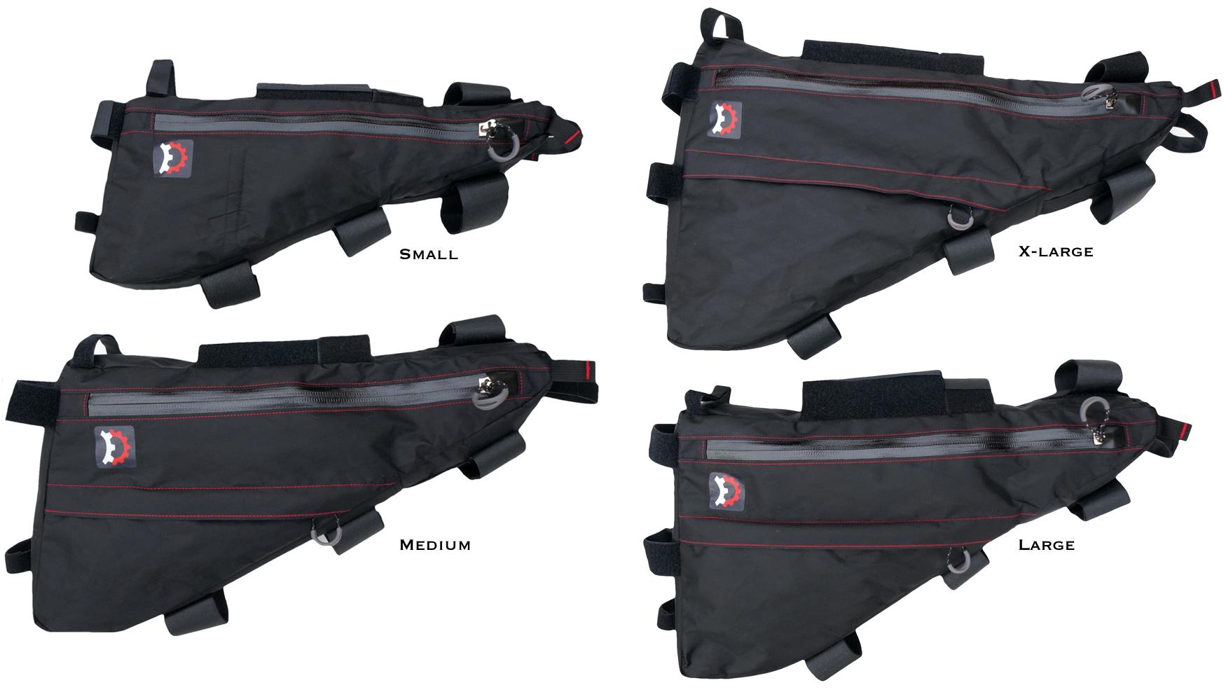 2 Rahmentasche Bikepacking Unlimited